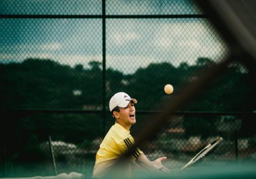 Vijf redenen om te gaan tennissen